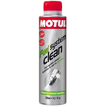 Motul Fuel System Clean 0,3л
