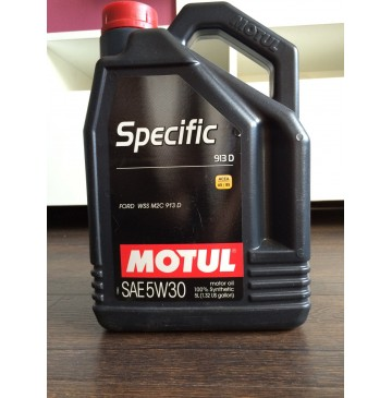 Motul Specific Ford 913D 5W30 5л