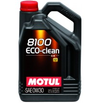 Motul 8100 Eco-Clean 0w30 5л