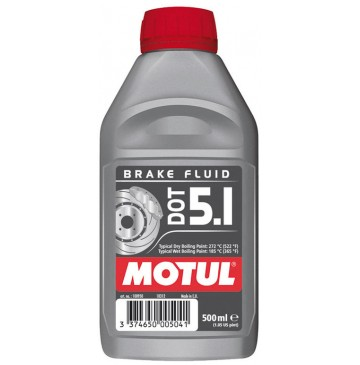Motul DOT 5.1 Brake Fluid 1л