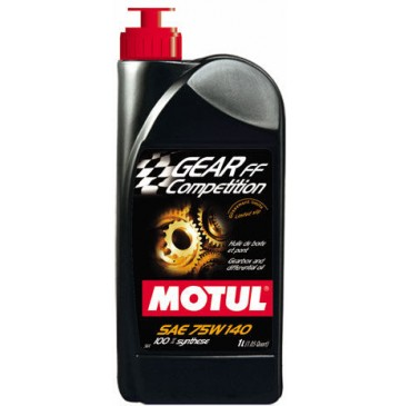 Motul Gear FF Competition 75W140 1л