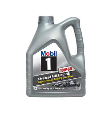 MOBIL 1 Extended Life 10W-60 4 л