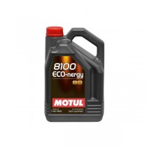 Motul 8100 Eco-nergy 0W30 5 л