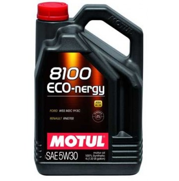 Motul 8100 Eco-nergy 5W30 4 л