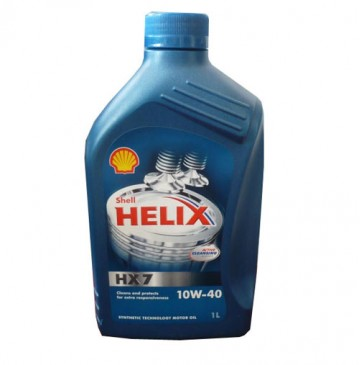 Shell Helix Plus (HX7) 10w40